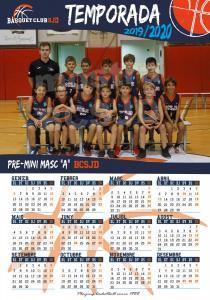 10 Calendari PreMini A