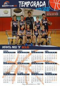 16 Calendari Inf Masculí B