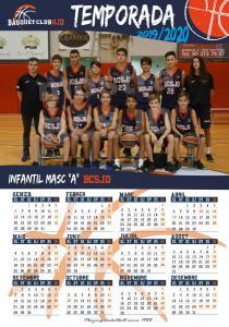 17 Calendari Inf Masculí A
