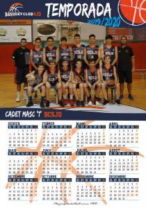 21 Calendari Cadet Masculí 1