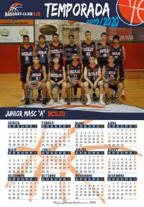 23 Calendar Junior Masculí A