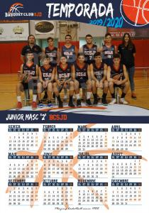 24 Calendari Junior Masculí 2