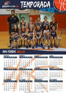03 Calendari Mini Femení