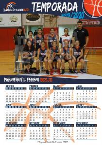 04 Calendari PreInfantil Femení