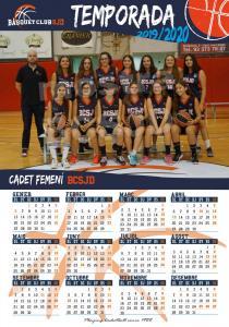 06 Calendari Cadet Femení