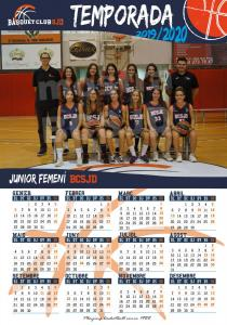 07 Calendari Juniorl Femení