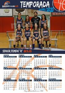 09 Calendari Senior Femení A