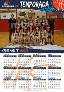 18 Calendari Cadet Masculí B